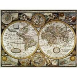 Antický svět - nástěnná mapa
