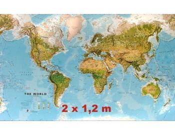 Obří svět zeměpisný