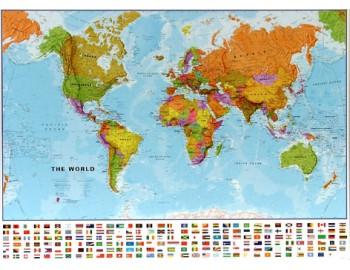 Politická mapa světa