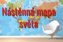 Karel Jirků - Nástěnné mapy světa